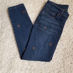 Crown & Ivy Jean's size 10R skinny